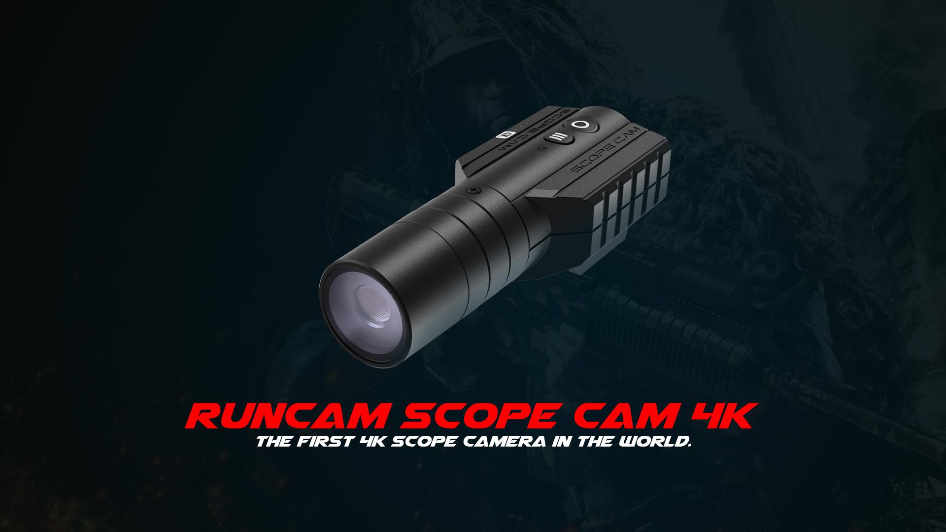 RunCam Scope Cam 4K